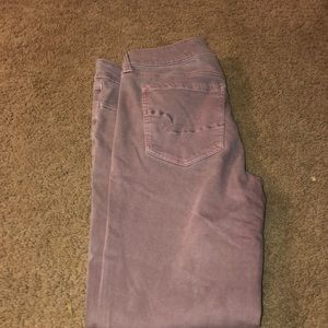 Size 12 American Eagle high rise jeggings